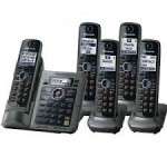 Panasonic-KX-TG7645m Crrdless Phone